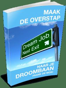 Vind je ideale baan review. Foto van bonus 3