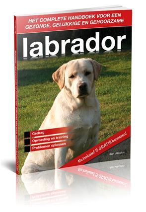 Labrador Handboek Review. Foto van het boek.